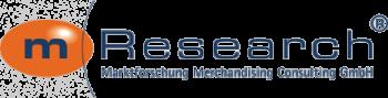 Logo m(Research Marktforschung Merchandising Consulting GmbH
