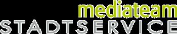 Logo mediateam Stadtservice GmbH